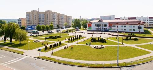Административное здание государственного учреждения культуры «Централизованная клубная система Шкловского района»