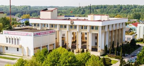 Административное здание Шкловского райисполкома